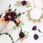 paper flower wedding collection
