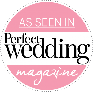 perfect wedding magazine petal and bird