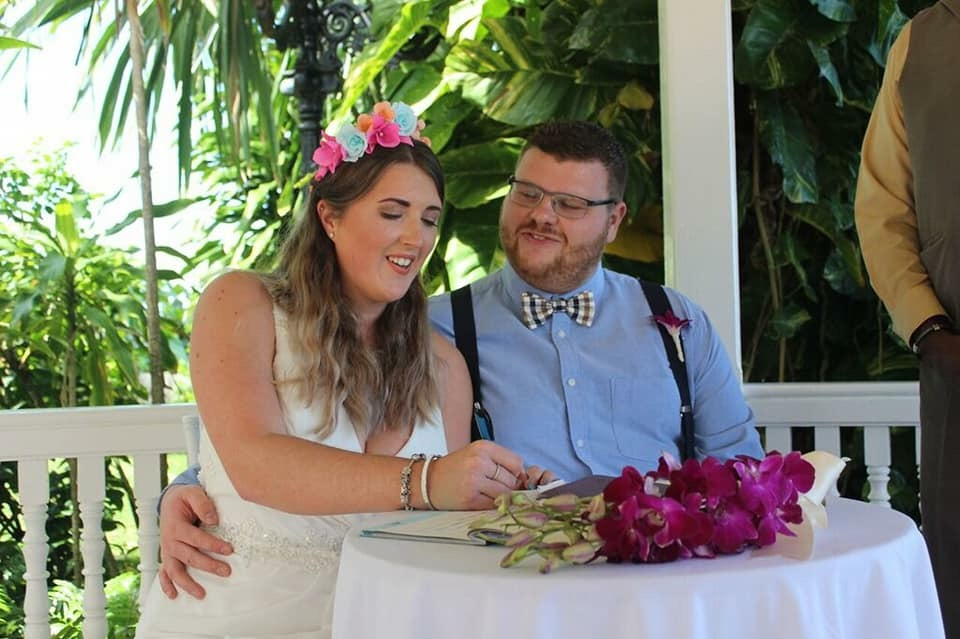 petal and bird, paper flowers, wedding flowers, real wedding featuring paper flowers