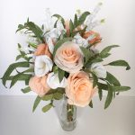Bridal bouquet recreation wedding anniversary gift