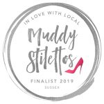 Muddy Stilettos Awards Best Florist Finalist