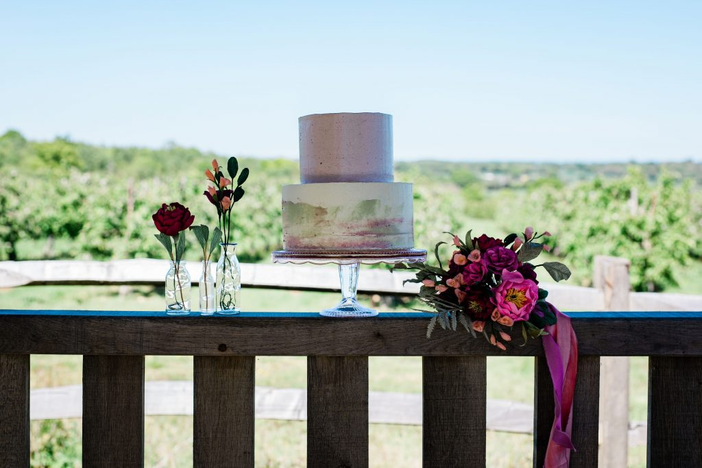 eco wedding styled shoot at The Cherry Barn in Rye