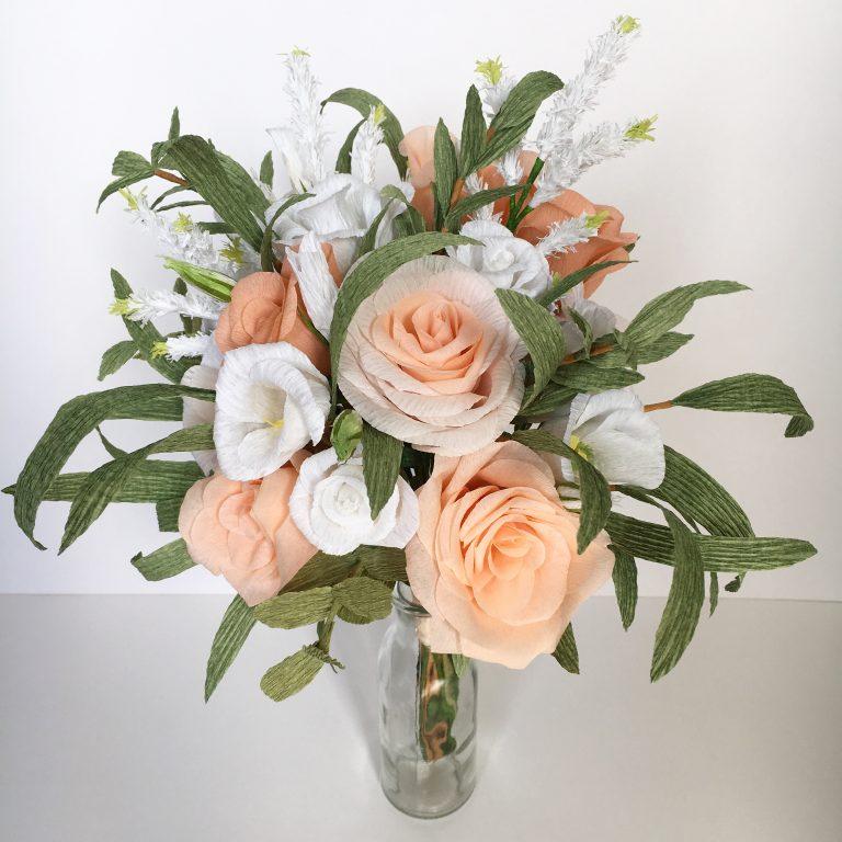 Bridal bouquet recreation wedding anniversary gift