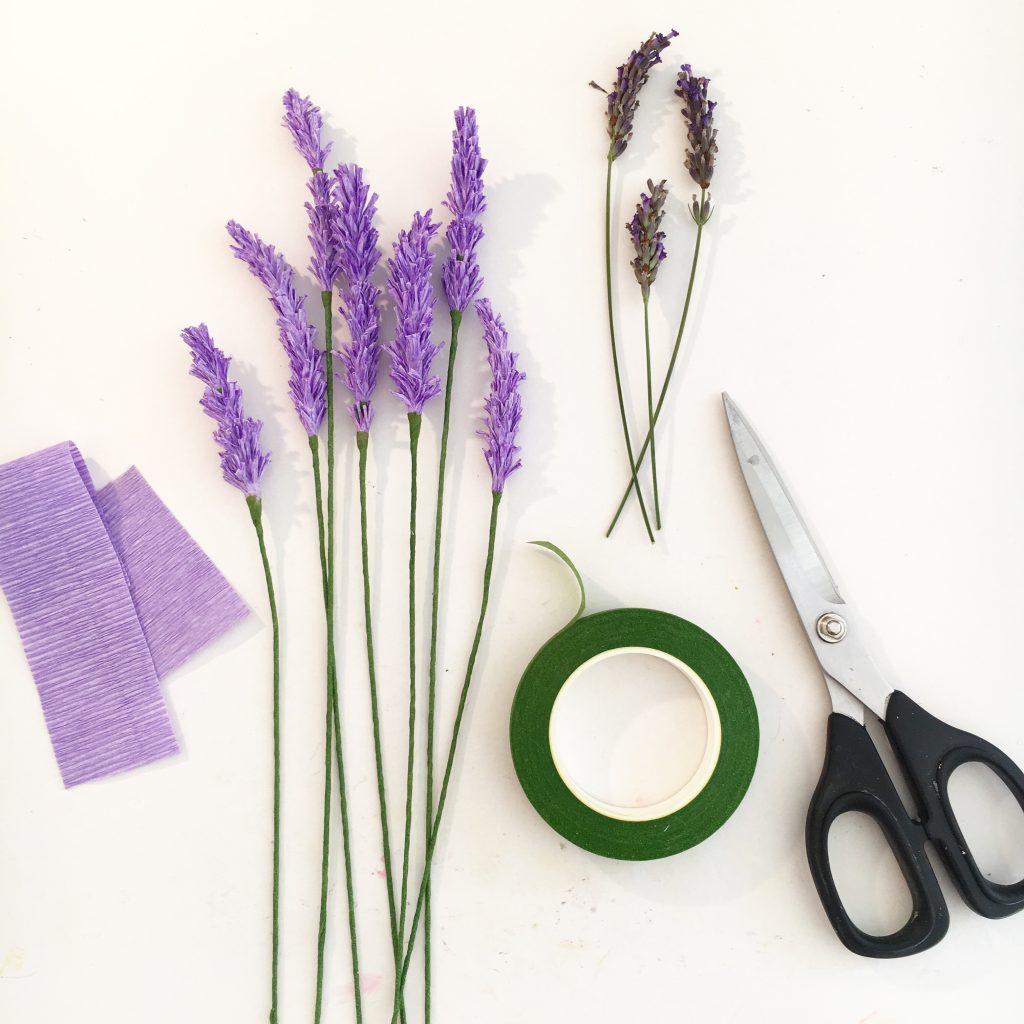 paper lavender