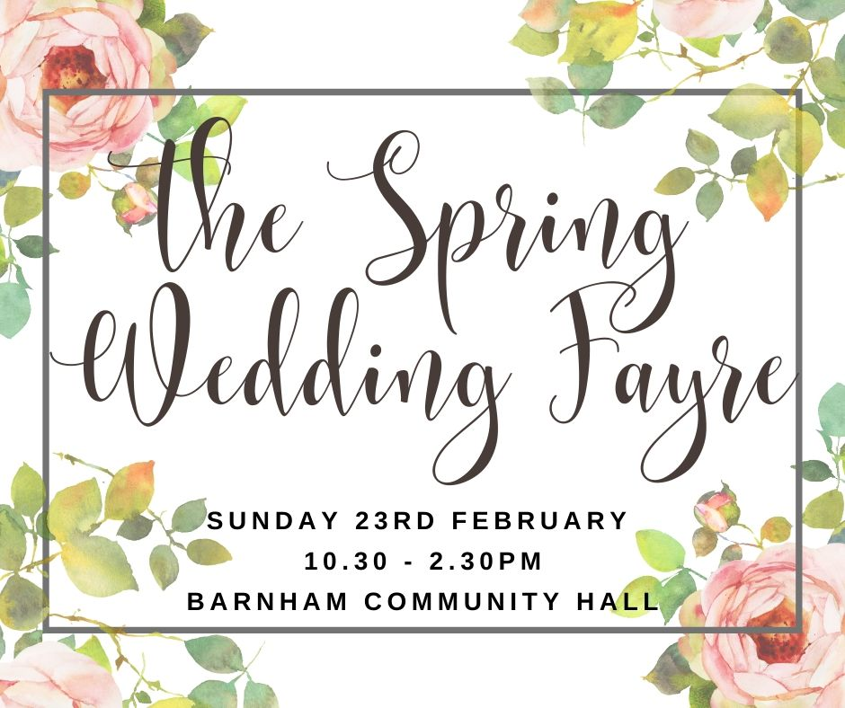 Barnham Wedding Fair February 2020