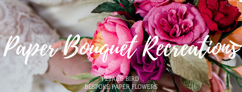 Wedding Bouquet recreations by Petal & Bird