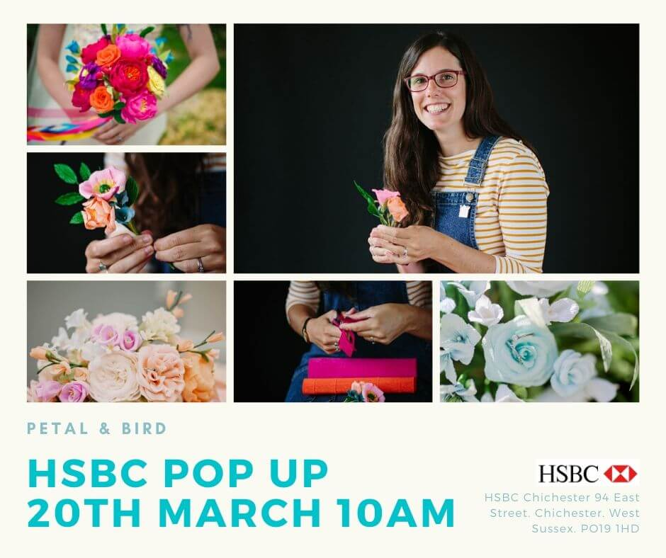 HSBC Pop Up Week Chichester